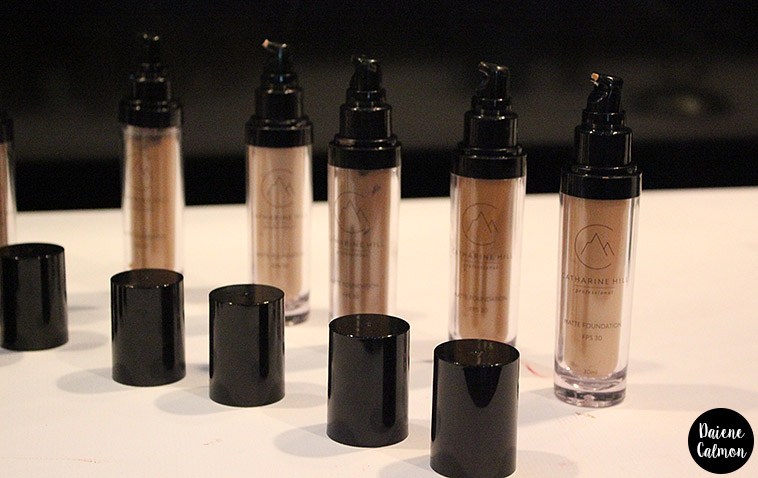 Lançamentos Catharine Hill Beauty Fair 2017 - Matte Foundation