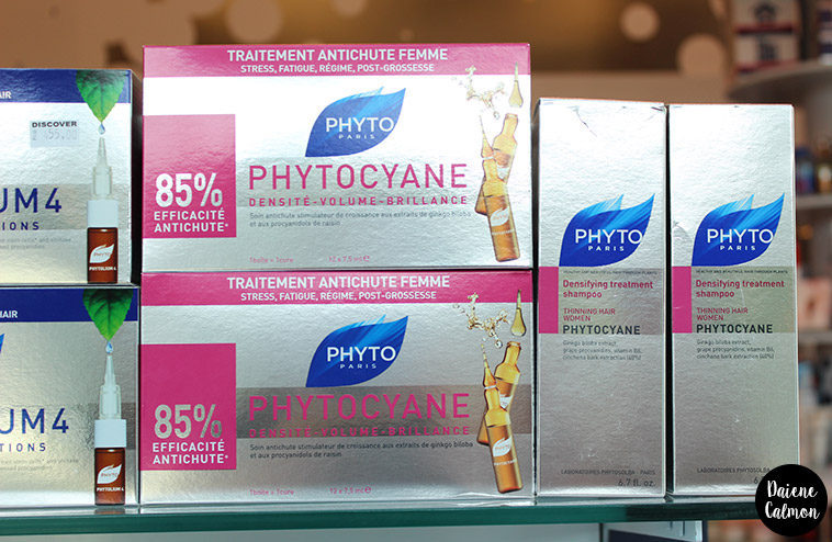 Phyto Paris na Drogaria Discover (Village Mall) - Phytocyane