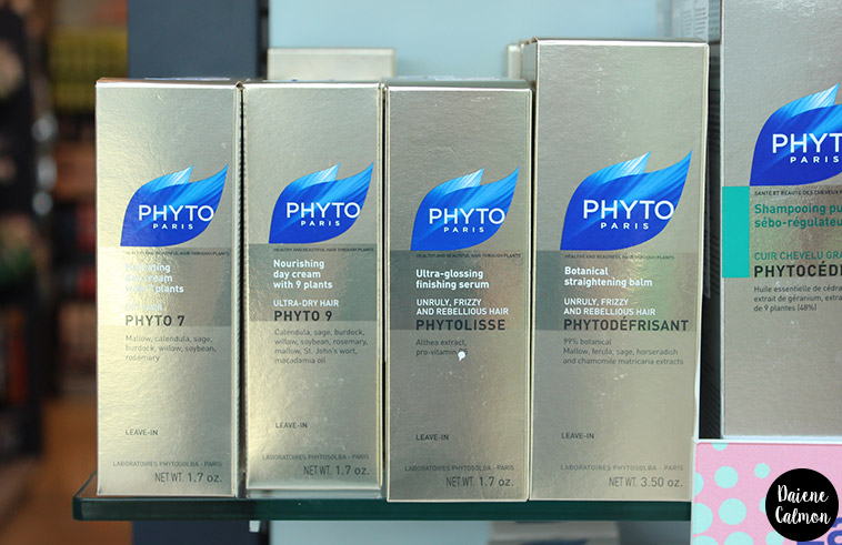 Phyto Paris na Drogaria Discover (Village Mall) - Phytolisse e Phytodefrisant