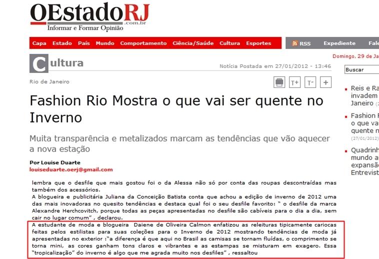Entrevista-O-Estado-RJ-Daiene-Calmon-Fashion-Rio