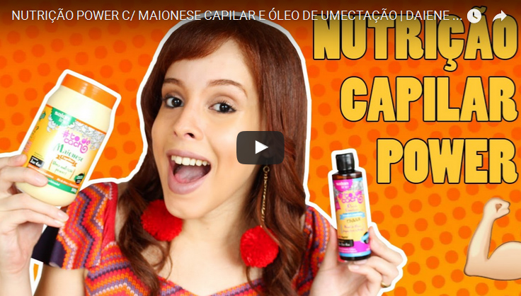 video-nutricao-power-maionese-capilar-oleo-de-umectacao