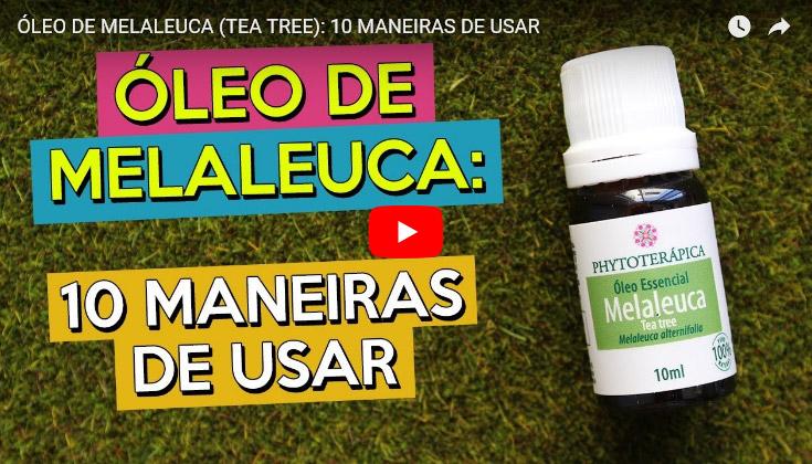Óleo de Melaleuca (Tea Tree): 10 Maneiras de Usar
