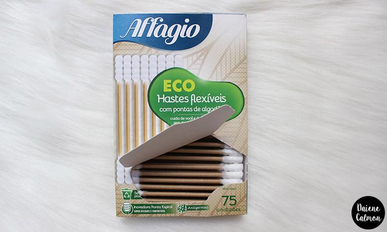 Resenha: Hastes Flexíveis de Papel - Affagio Eco