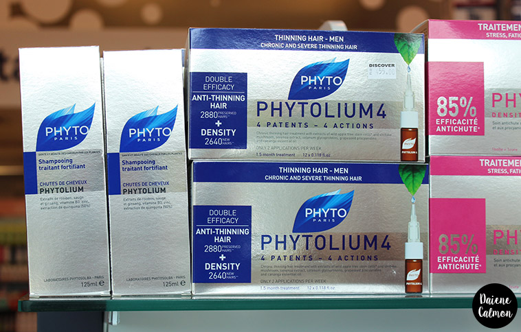 Phyto Paris na Drogaria Discover (Village Mall)