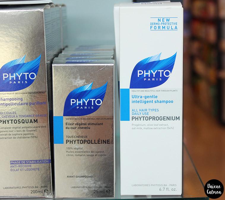 Phyto Paris na Drogaria Discover (Village Mall) - Phytopolleine