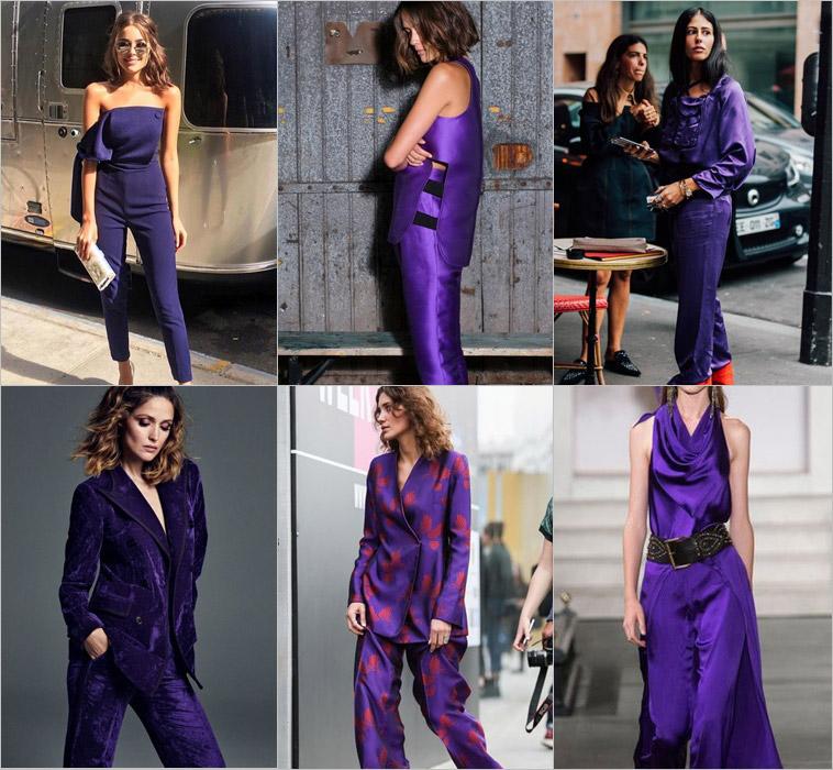 Ultra Violet: Como usar a cor de 2018 eleita pela Pantone (Conjuntos)
