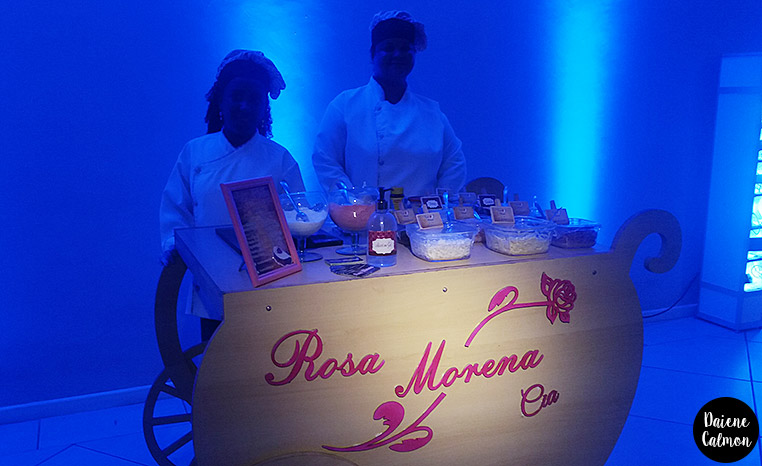 O que rolou na festa de 1 milhão de inscritos da Ju Motta - Tapioca Rosa Morena e Cia