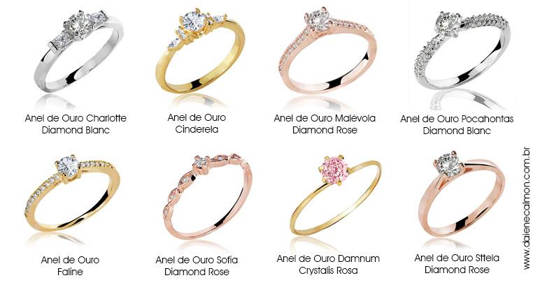 13 opções de anéis e alianças de noivado que irão fazer você se apaixonar!