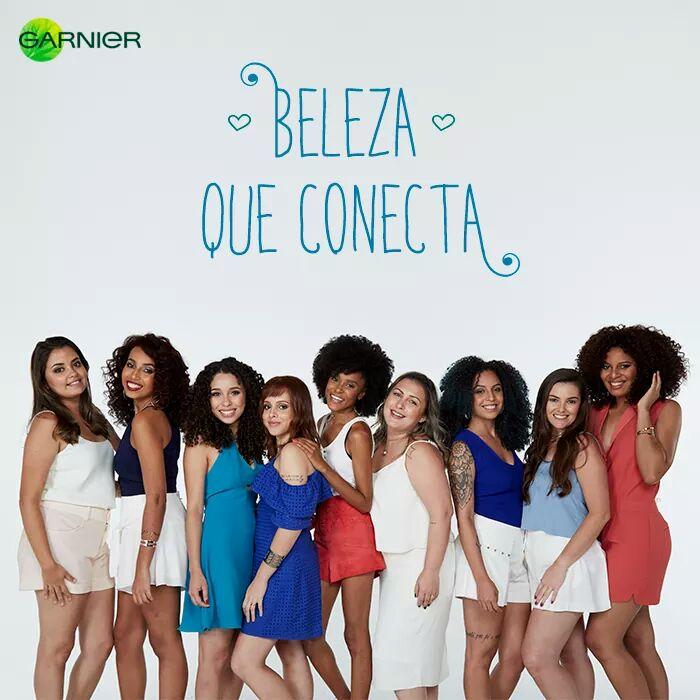 Campanha Garnier Blogueiras - Daiene Calmon
