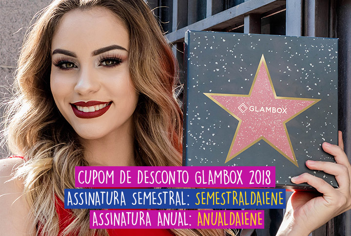 Glambox Agosto 2018 - Glambox Hollywood Star