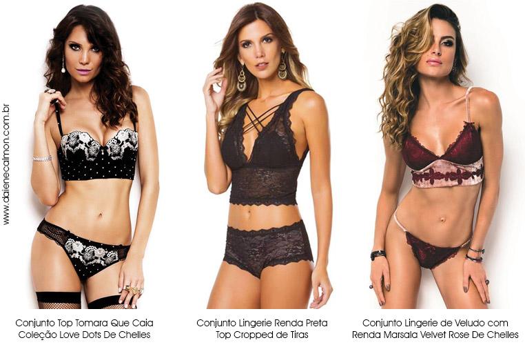 Onde comprar lingerie online? - Le Lingerie