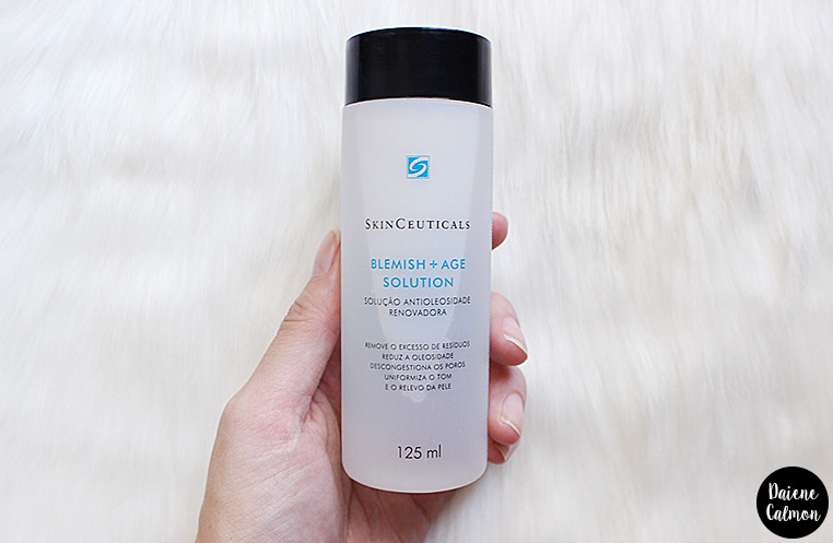 Resenha: Blemish + Age Solution - Skinceuticals | Kutiz Beauté