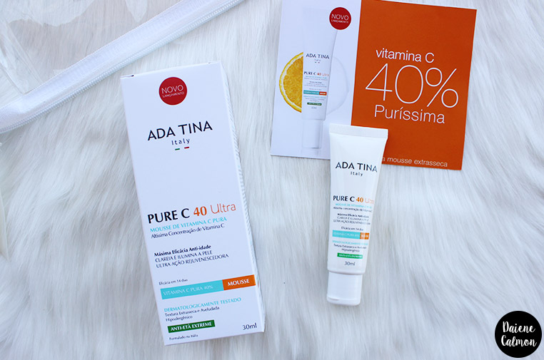 Resenha: Pure C 40 Ultra - Ada Tina