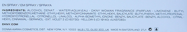 Resenha: Perfume DKNY Women Eau de Toilette Feminino (lançamento!)