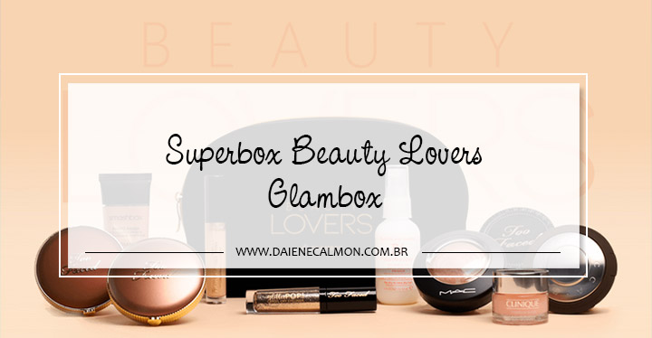 Superbox Beauty Lovers - Glambox