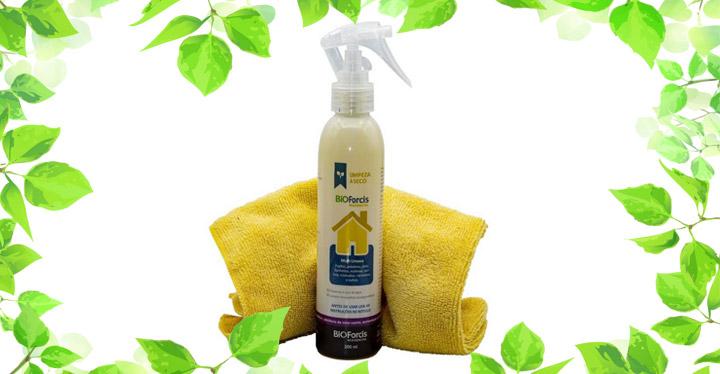 BioForcis Residencial - Produto de limpeza ecológico e biodegradável