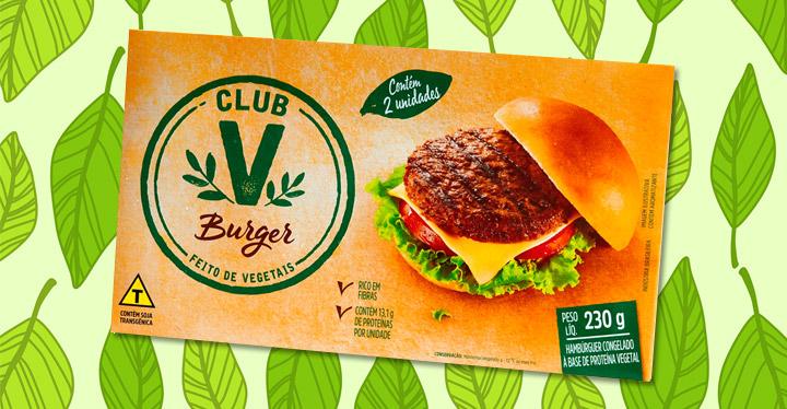 Club V: Rio Branco Alimentos lança linha de produtos à base de proteínas vegetais